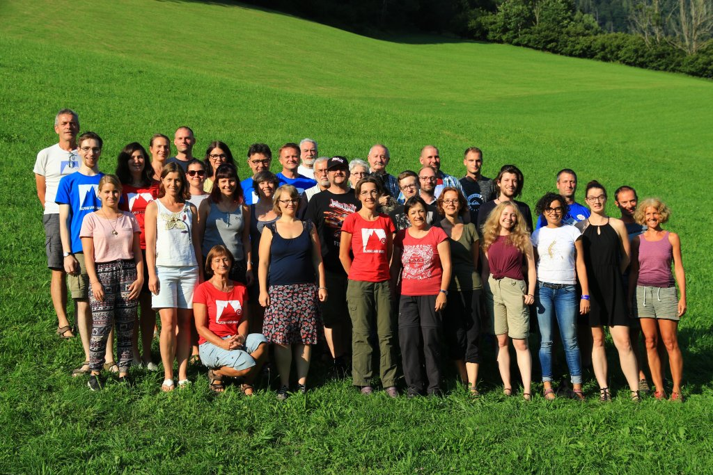 19th-24th August 2018 – Workshop Alpine Land Snails in Johnsbach